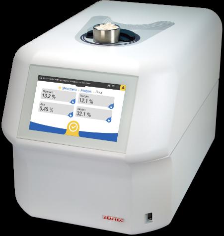 ZEUTEC SpectraAlyzer NIR Spectrophotometer